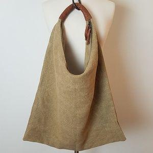 Handbags - Jute tote bag